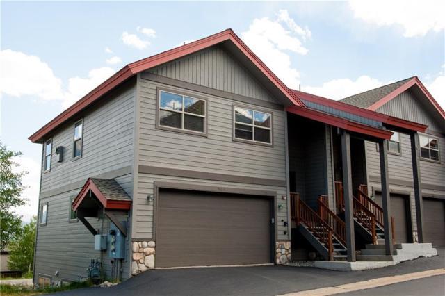 10 Black Diamond Trail 10A, Silverthorne, CO 80498 (MLS #S1011814) :: Colorado Real Estate Summit County, LLC