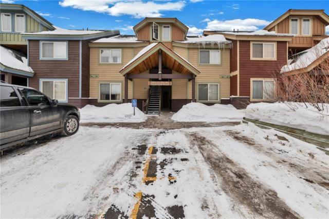 951 N Ten Mile Drive N C7, Frisco, CO 80443 (MLS #S1011992) :: Colorado Real Estate Summit County, LLC
