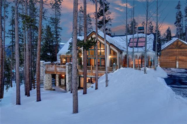 1351 Highlands Drive, Breckenridge, CO 80424 (MLS #S1012036) :: Colorado Real Estate Summit County, LLC