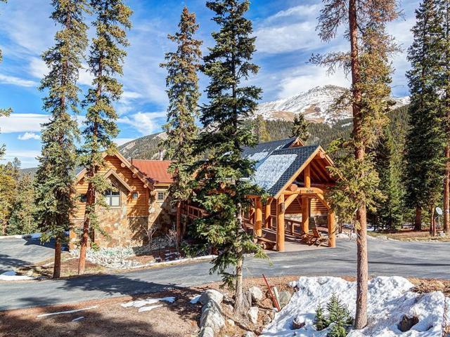 0606 Cr 871, Breckenridge, CO 80424 (MLS #S1012211) :: Dwell Summit Real Estate