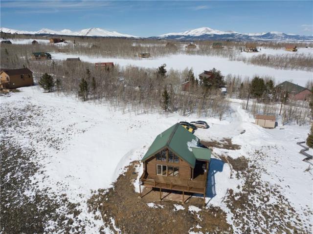 2601 High Creek Road, Fairplay, CO 80440 (MLS #S1012469) :: Colorado Real Estate Summit County, LLC