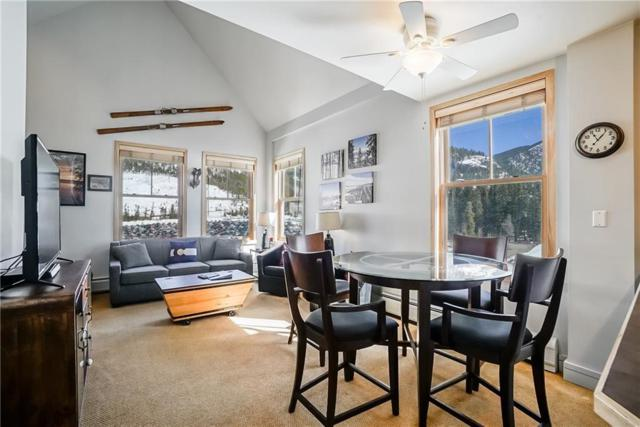 140 Ida Belle Drive #8300, Keystone, CO 80435 (MLS #S1012592) :: Colorado Real Estate Summit County, LLC