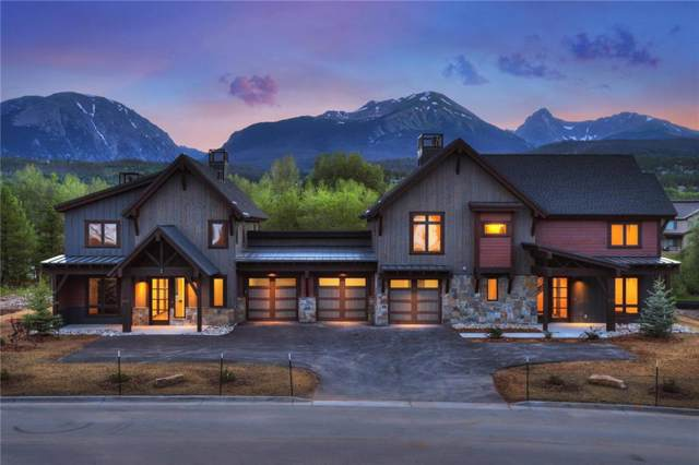 654 Fly Line Drive, Silverthorne, CO 80498 (MLS #S1012661) :: Colorado Real Estate Summit County, LLC