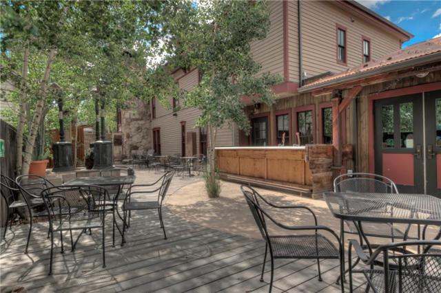 206 N Ridge Street N #206, Breckenridge, CO 80424 (MLS #S1012839) :: Dwell Summit Real Estate