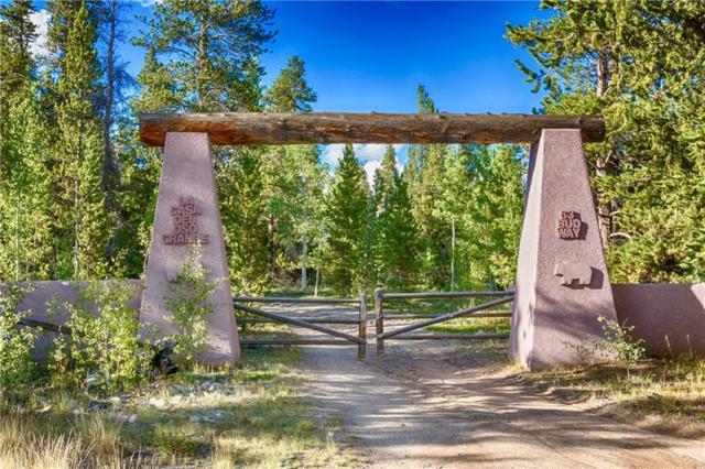 63 Bud Way, Fairplay, CO 80440 (MLS #S1012883) :: Colorado Real Estate Summit County, LLC