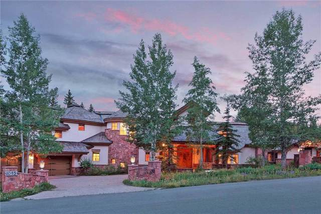 1045 Four Oclock Road, Breckenridge, CO 80424 (MLS #S1012960) :: Dwell Summit Real Estate