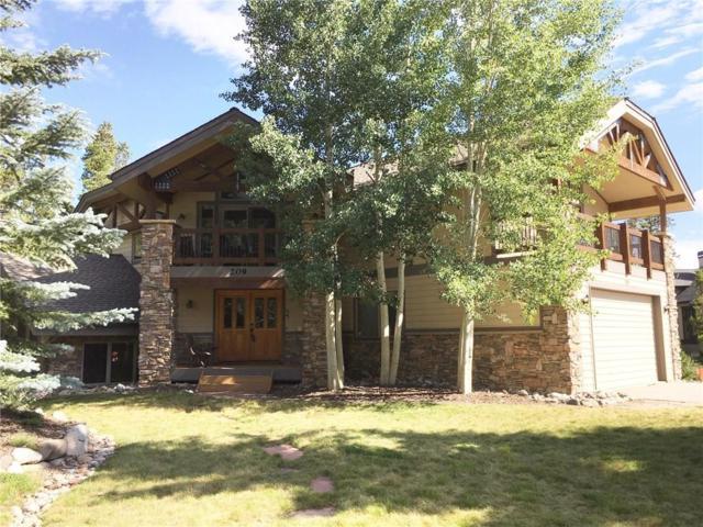 209 Larson Lane, Frisco, CO 80443 (MLS #S1013040) :: Colorado Real Estate Summit County, LLC