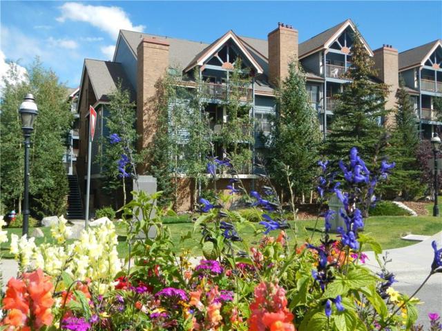 100 S Park Avenue #407, Breckenridge, CO 80424 (MLS #S1013066) :: Colorado Real Estate Summit County, LLC