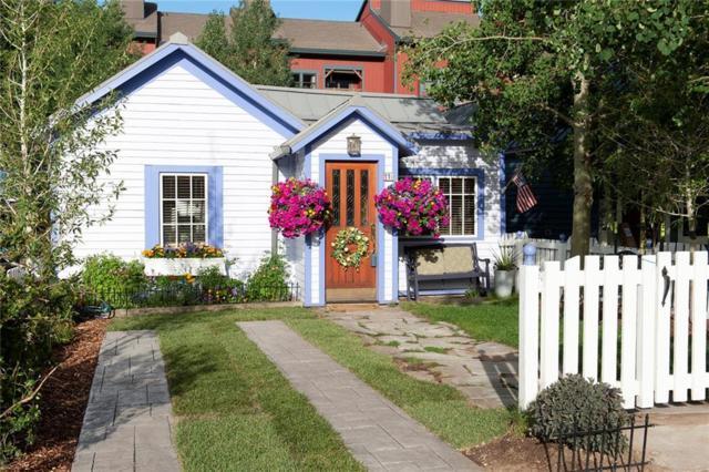 110 N French Street N, Breckenridge, CO 80424 (MLS #S1013309) :: Colorado Real Estate Summit County, LLC