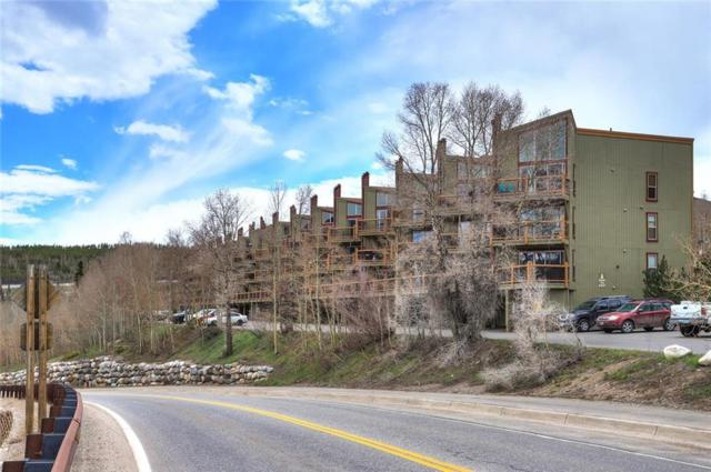 2449 Ryan Gulch Court #2449, Silverthorne, CO 80498 (MLS #S1013350) :: Colorado Real Estate Summit County, LLC