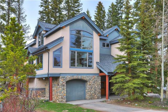 120 Tall Pines Drive, Breckenridge, CO 80424 (MLS #S1013445) :: Resort Real Estate Experts