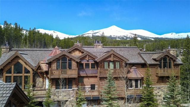 88 Snowy Ridge Road, Breckenridge, CO 80424 (MLS #S1013518) :: Colorado Real Estate Summit County, LLC