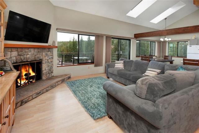 98000 Ryan Gulch Road E-201, Silverthorne, CO 80498 (MLS #S1013559) :: Colorado Real Estate Summit County, LLC