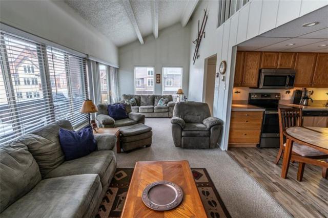 705 Snowberry Lane #301, Breckenridge, CO 80424 (MLS #S1013561) :: Colorado Real Estate Summit County, LLC