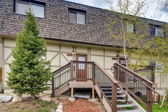 6904 Ryan Gulch Road #6904, Silverthorne, CO 80498 (MLS #S1013631) :: Colorado Real Estate Summit County, LLC