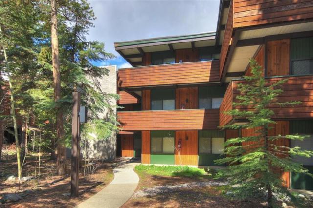 935 Columbine Road #206, Breckenridge, CO 80424 (MLS #S1013700) :: Colorado Real Estate Summit County, LLC