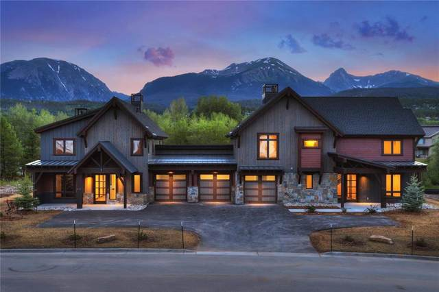 600 Fly Line Drive, Silverthorne, CO 80498 (MLS #S1013711) :: Colorado Real Estate Summit County, LLC