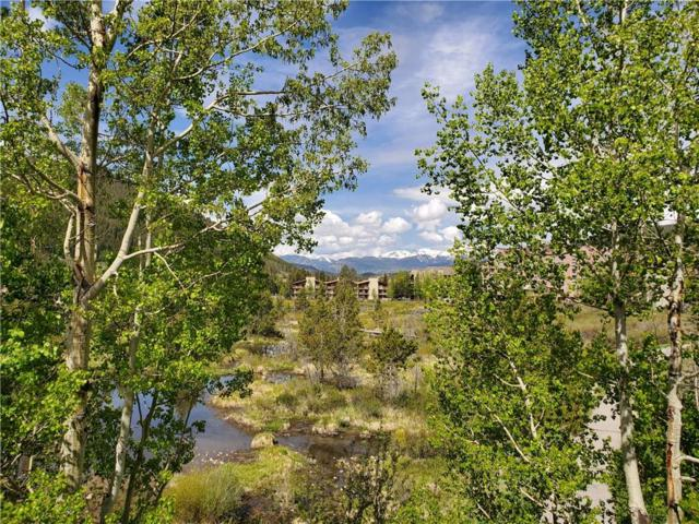 1653 Oro Grande Drive A34, Keystone, CO 80435 (MLS #S1013739) :: Colorado Real Estate Summit County, LLC