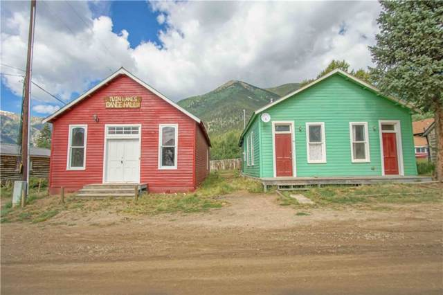35 & 45 County Road 26, Twin Lakes, CO 81251 (MLS #S1013752) :: Colorado Real Estate Summit County, LLC