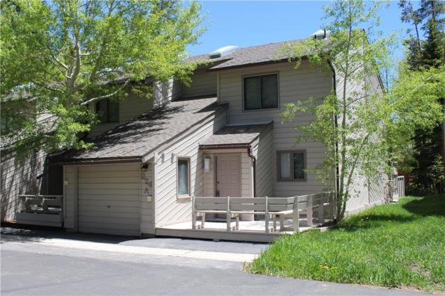 224 Creekside Drive A, Frisco, CO 80443 (MLS #S1013858) :: Colorado Real Estate Summit County, LLC