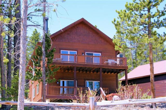 115 Trails End, Fairplay, CO 80440 (MLS #S1013864) :: Resort Real Estate Experts