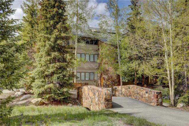 1211 W Keystone #2747, Keystone, CO 80435 (MLS #S1013950) :: Colorado Real Estate Summit County, LLC