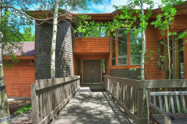 377 Four Oclock Run Road, Breckenridge, CO 80424 (MLS #S1013997) :: Resort Real Estate Experts