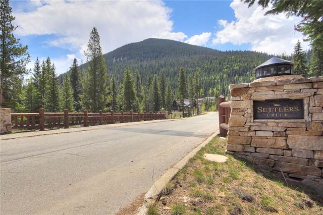 82 Wolf Rock Road, Keystone, CO 80435 (MLS #S1014158) :: Colorado Real Estate Summit County, LLC