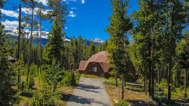 53 Blue Ridge Road, Breckenridge, CO 80424 (MLS #S1014308) :: Colorado Real Estate Summit County, LLC
