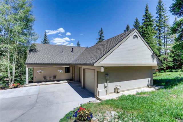 194 Summerwood Drive, Dillon, CO 80435 (MLS #S1014333) :: Colorado Real Estate Summit County, LLC