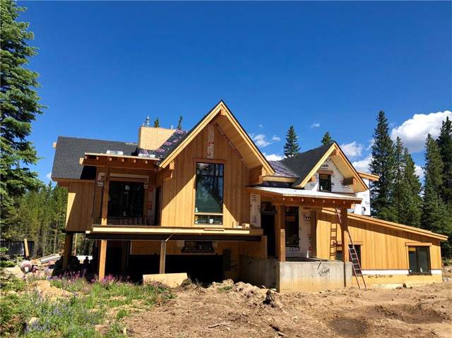 160 Cucumber Drive, Breckenridge, CO 80424 (MLS #S1014372) :: Resort Real Estate Experts