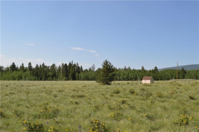 TBD Bluestem Way, Fairplay, CO 80440 (MLS #S1014384) :: Colorado Real Estate Summit County, LLC