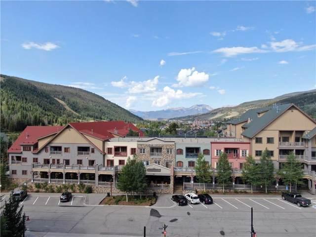 135 Dercum Drive #8604, Keystone, CO 80434 (MLS #S1014448) :: Colorado Real Estate Summit County, LLC