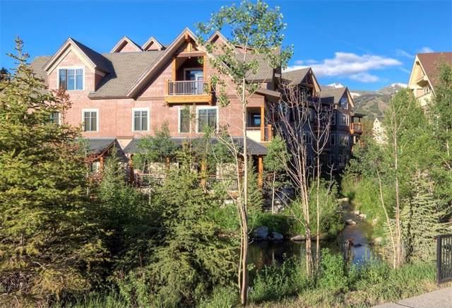 600 Columbine Road #5204, Breckenridge, CO 80424 (MLS #S1014596) :: Colorado Real Estate Summit County, LLC