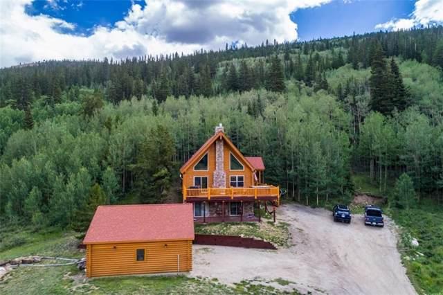 1190 Co Road 4, Alma, CO 80420 (MLS #S1014706) :: Resort Real Estate Experts