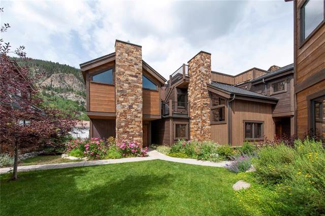213A Frisco Street A, Frisco, CO 80443 (MLS #S1014756) :: Resort Real Estate Experts