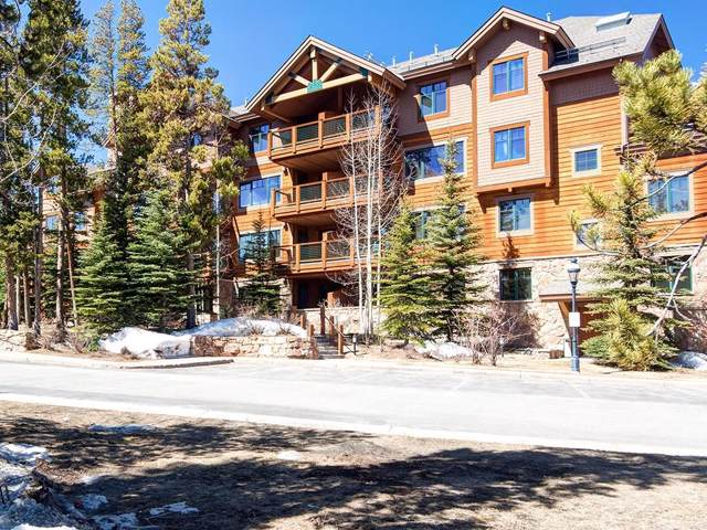 35 Mountain Thunder Drive #5107, Breckenridge, CO 80424 (MLS #S1014836) :: Colorado Real Estate Summit County, LLC