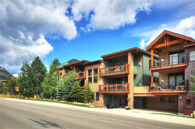 156 S 4th Avenue S #3, Frisco, CO 80443 (MLS #S1014841) :: Dwell Summit Real Estate
