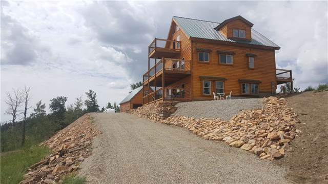 5844 Middle Fork Vista, Fairplay, CO 80440 (MLS #S1014857) :: Resort Real Estate Experts