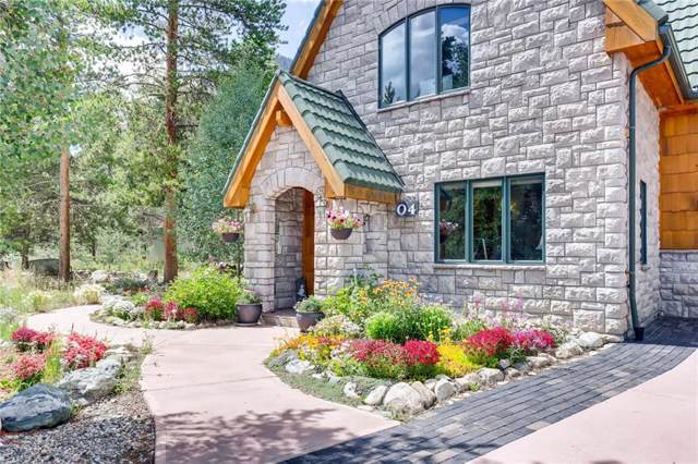 4 Miners Creek Road, Frisco, CO 80443 (MLS #S1014907) :: Dwell Summit Real Estate