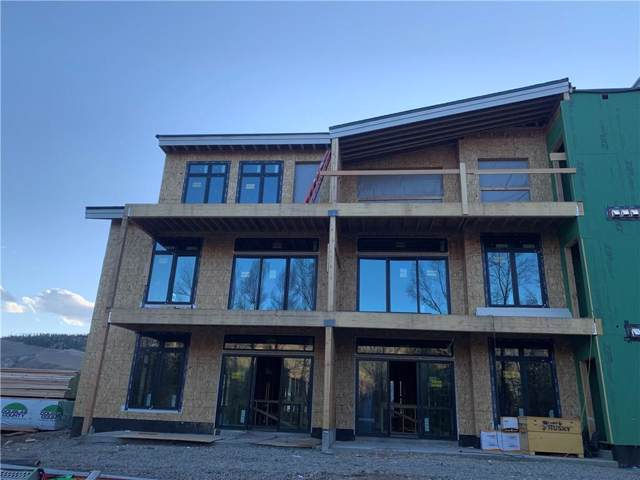 930 Blue River Parkway #921, Silverthorne, CO 80498 (MLS #S1014944) :: eXp Realty LLC - Resort eXperts