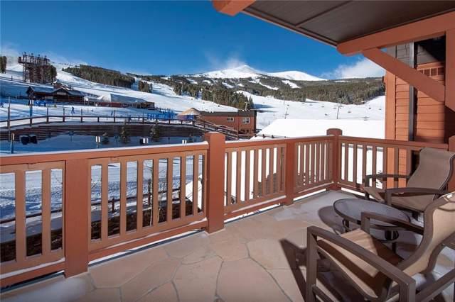 1521 Ski Hill Road #8301, Breckenridge, CO 80424 (MLS #S1014957) :: Colorado Real Estate Summit County, LLC