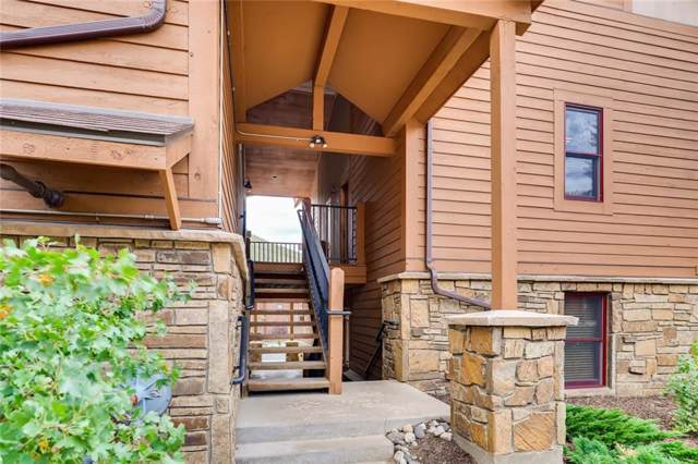 65 Antlers Gulch Road #502, Dillon, CO 80435 (MLS #S1014979) :: Resort Real Estate Experts