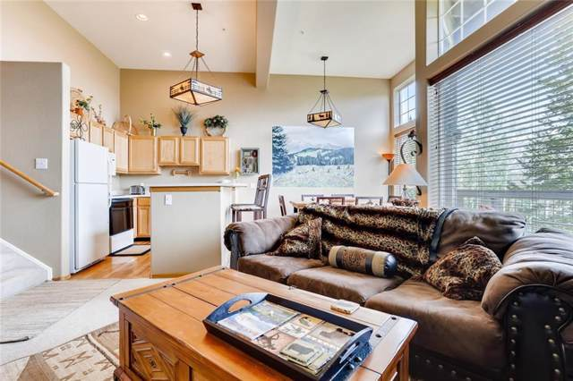 91099 Ryan Gulch Road A5, Silverthorne, CO 80498 (MLS #S1015031) :: Colorado Real Estate Summit County, LLC
