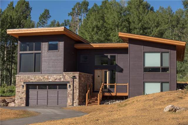 120 Byers Valley Road, Silverthorne, CO 80498 (MLS #S1015191) :: Colorado Real Estate Summit County, LLC