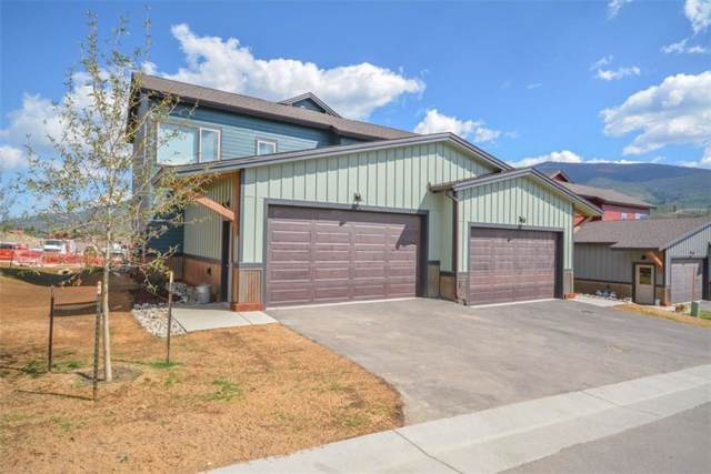 216 Haymaker Street 4A, Silverthorne, CO 80498 (MLS #S1015226) :: eXp Realty LLC - Resort eXperts