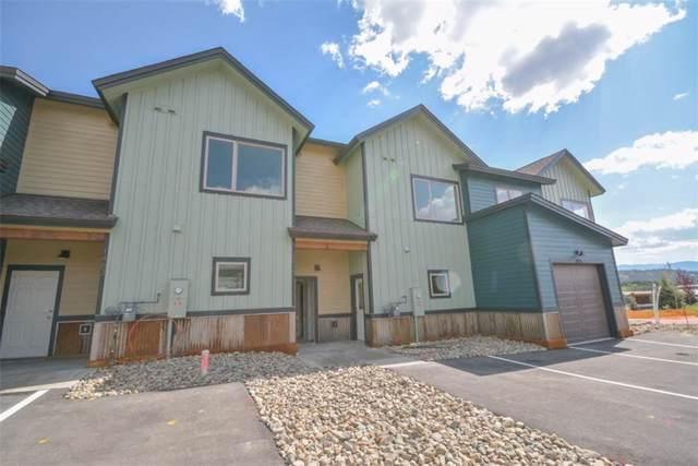 1547 Adams Avenue 15B, Silverthorne, CO 80498 (MLS #S1015244) :: Resort Real Estate Experts