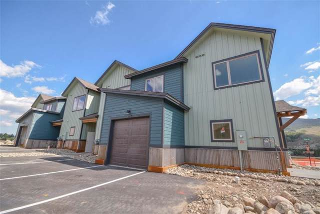 45 Moose Trail 19A, Silverthorne, CO 80498 (MLS #S1015257) :: Resort Real Estate Experts