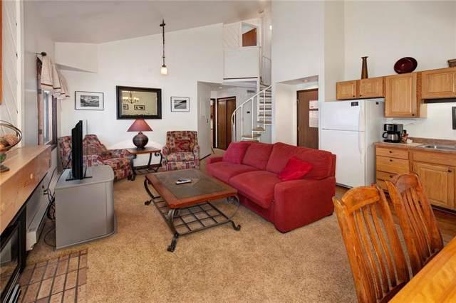 1977 Soda Ridge Road #1188, Keystone, CO 80435 (MLS #S1015262) :: Colorado Real Estate Summit County, LLC
