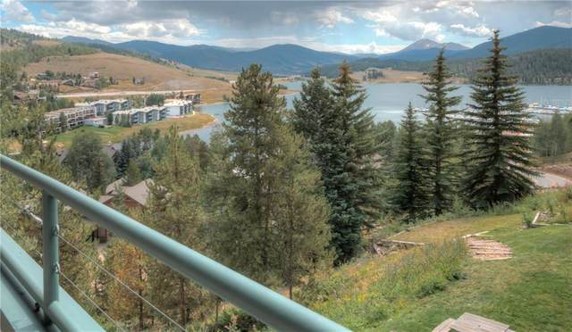 370 E La Bonte Street E #301, Dillon, CO 80435 (MLS #S1015289) :: Dwell Summit Real Estate